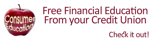 Free Financial Education From your Credit Union!